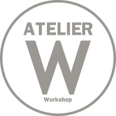Logo Atelier W | Coiffeur Neuilly